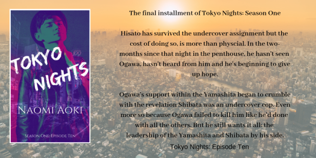 Promises are kept, and new ones are made. Dangerous promises that Hisato knows will not end well... for him. Retribution the death of the Crooked Hearts' hosts is in Ogawa's grasp and he