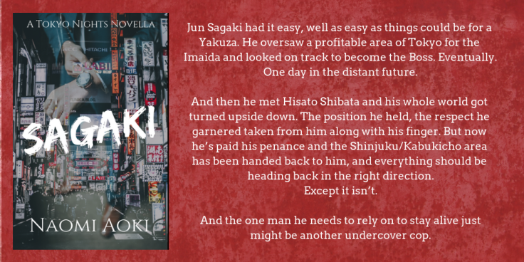 Jun Sagaki had it easy, well as easy as things could be for a Yakuza. He oversaw a profitable area of Tokyo for the Imaida and looked on track to become the Boss. Eventually. One day in